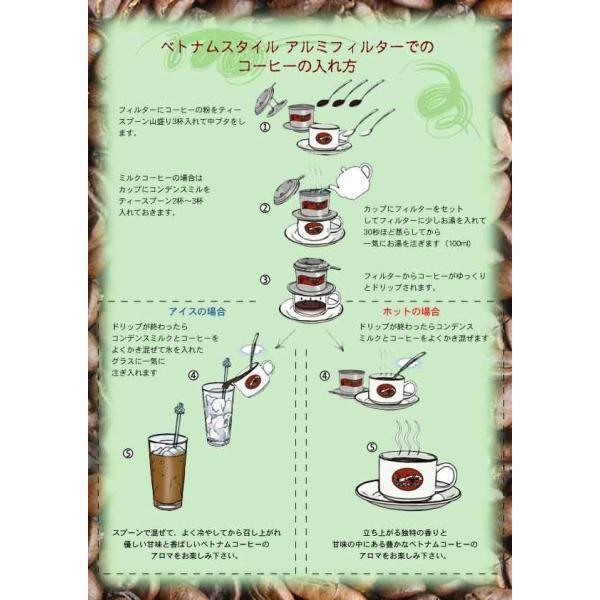 ベトナムコーヒー ステンレスフィルター|kuku-vietnamcoffee