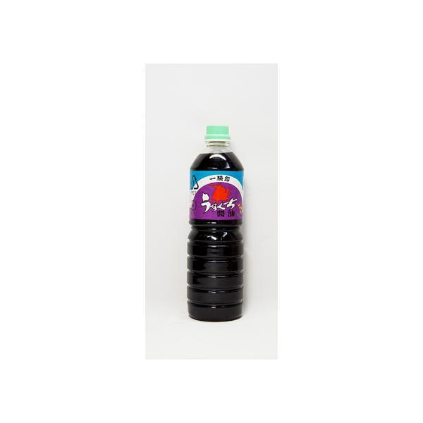 緑屋本店 一騎印 紫 うすくち醤油 1Lペット