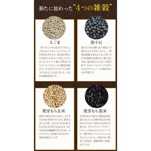 くまモン袋 国産 二十一雑穀米 米 500g 入り 送料無料 大麦 もち麦入り 熊本県産 発芽玄米使用 グルメ 3-7営業日以内に出荷予定(土日祝日除く)|kumamotofood|15