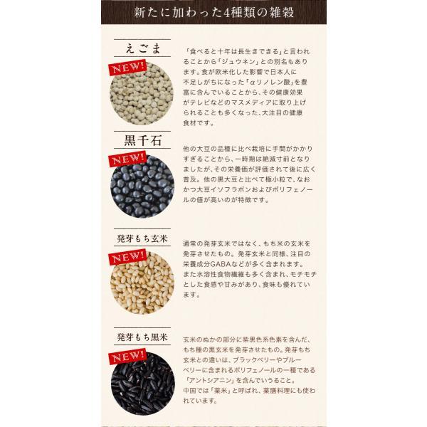 くまモン袋 国産 二十一雑穀米 米 500g 入り 送料無料 大麦 もち麦入り 熊本県産 発芽玄米使用 グルメ 3-7営業日以内に出荷予定(土日祝日除く)|kumamotofood|06