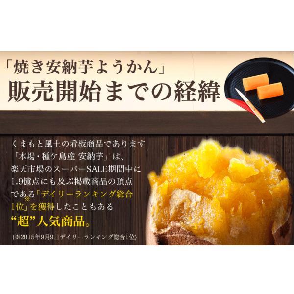 焼き安納芋ようかん4袋セット(1袋=50g×3本入り)安納芋の本場種子島産使用 順次出荷 3-7営業日以内に出荷予定(土日祝日除く)|kumamotofood|12