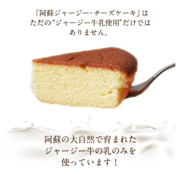濃厚風味 希少なジャージー牛乳使用 阿蘇ジャージーチーズケーキ1個 2セット以上でおまけ特典 送料無料 3-7営業日以内に出荷(土日祝日除く)|kumamotofood|09