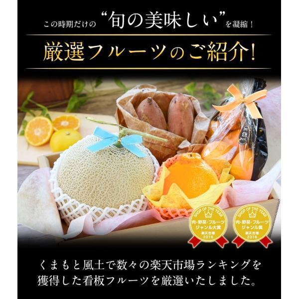 送料無料 マスクメロン/デコポン/みかん/安納芋 お年賀 ギフト 『九州フルーツ盛り合わせ』3月上旬-3月末頃より順次出荷|kumamotofood|05