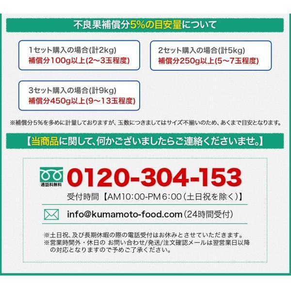 小玉 みかん 2kg 送料無料 2セットで1kgおまけ増量 訳あり 熊本  3-10営業日以内に出荷予定(土日祝日除く) kumamotofood 19