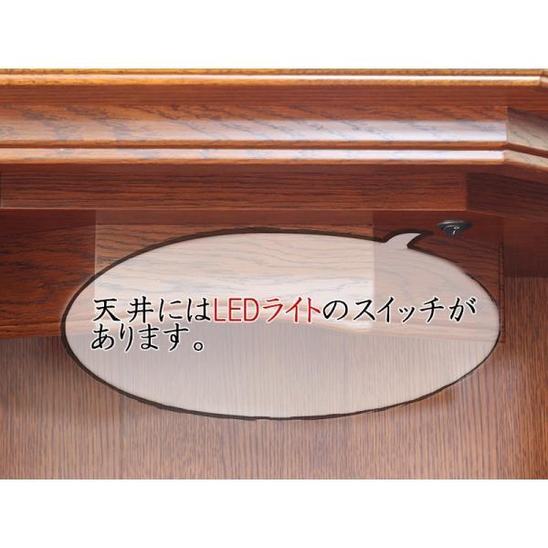 仏壇 国産仏壇 モダン仏壇 家具調仏壇 デイジー41号|kumano-butu|06