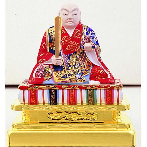 仏具 仏像 日蓮上人1.8寸|kumano-butu