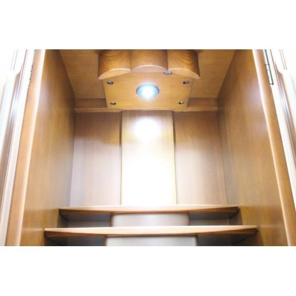 モダン仏壇 小型仏壇 ミニ仏壇 家具調仏壇 リアム20号|kumano-butu|03