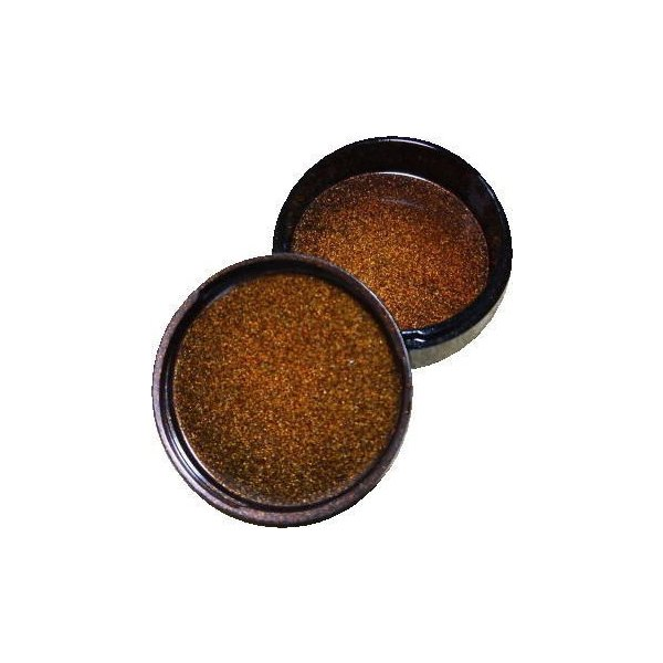 香合 切立 香道具 お香 焼香 日本製 仏具 鳳凰2.6寸|kumano-butu|02