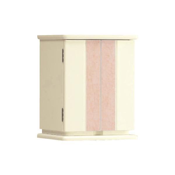 仏壇 モダン 小型 家具調 ミニ スリーカラー12号(パールホワイト) kumano-butu 02