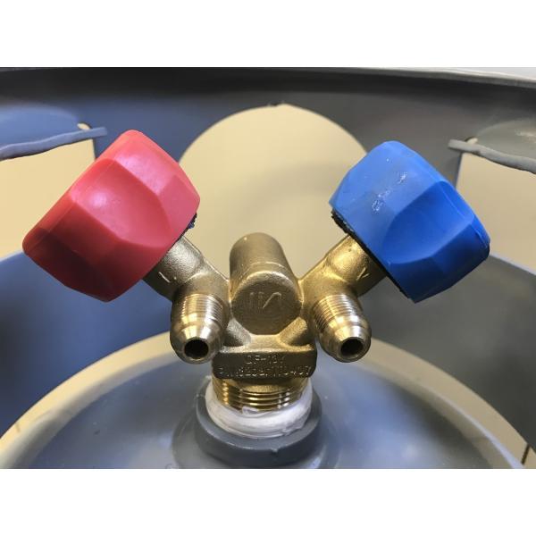 フロンガス R32 CE容器 9kg (エアコン ガス R32)|kume|04
