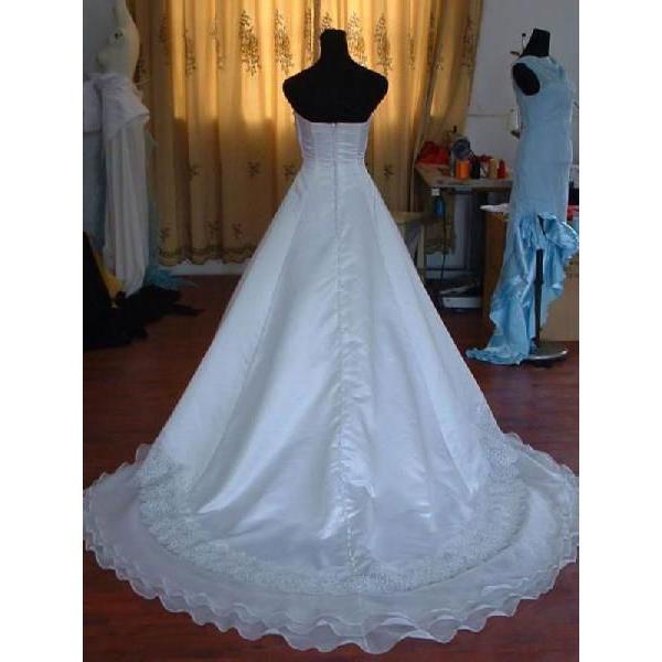 wdk367ビスチェタイプウエディングドレス