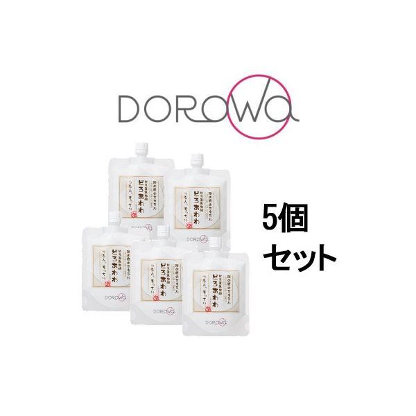 どろ豆乳石鹸 どろあわわ 洗顔 石けん 110g×5個健康コーポレーション (4560166872430) tg_tsw  - 送料無料 -|kumokumo-square