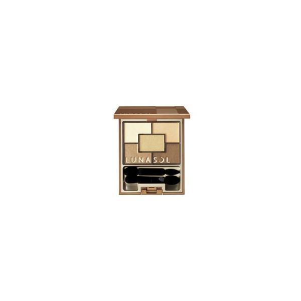 ルナソル スパークリングアイズ 01 Gold Sparkling - 定形外送料無料 -wp|kumokumo-square