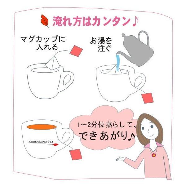 アッサムティー ティーバッグ 40個★5個プレゼント中 kumorizora 04