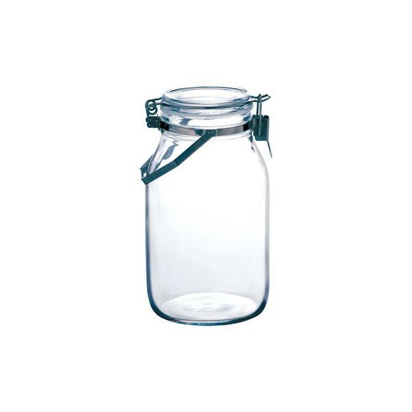 【即納】 密封びん 2L 取手付 セラーメイト   【密封瓶 ビン 梅酒瓶 果実酒瓶 ガラス保存瓶 cellarmate 星硝】