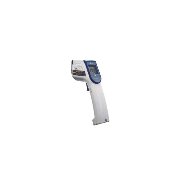 シンワ測定 放射温度計 レーザ−ポイント機能付 B 73010