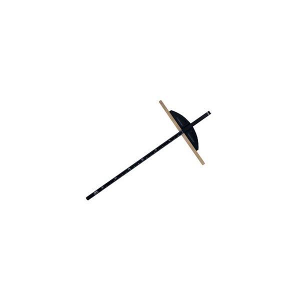 モトコマ 丸鋸定規 カチオン白樫羽 450mm NKP-450