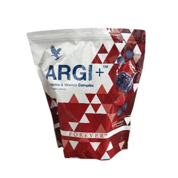 アルギニン サプリメント パウダー フォーエバー ARGI+ アールジープラス 360g FLP 送料無料