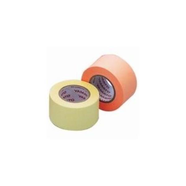 (まとめ)ヤマト メモックロール替テープ蛍光 WR-25H-6C〔×10セット〕