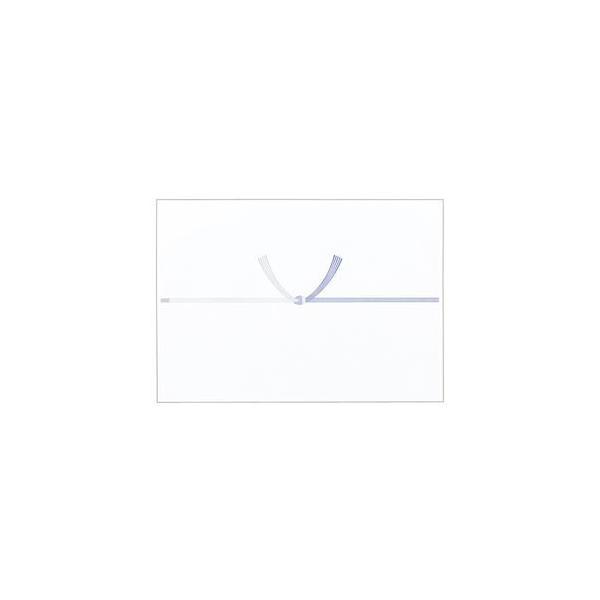 (まとめ) 寿堂 仏のし紙 蓮柄なし A3 コピー用FSC森林認証紙 55730 1パック(100枚) 〔×4セット〕
