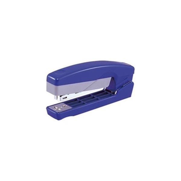 (業務用100セット) マックス ホッチキス HD-10V ブルー HD90530