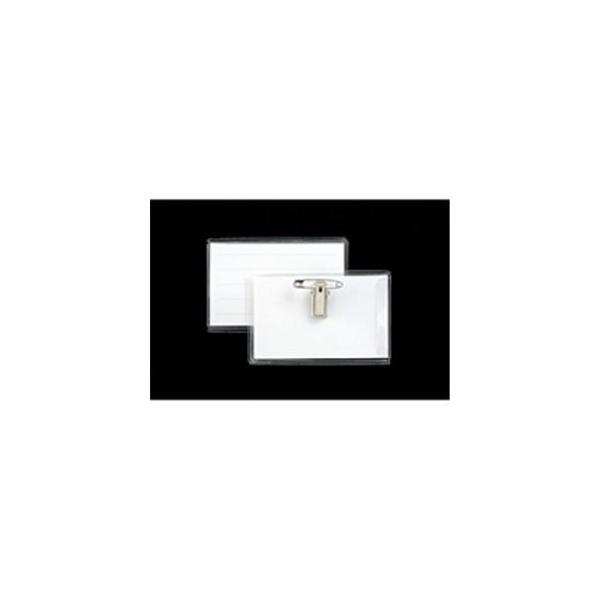 (業務用10セット) ジョインテックス 名刺型ソフト名札 50枚 B165J-50