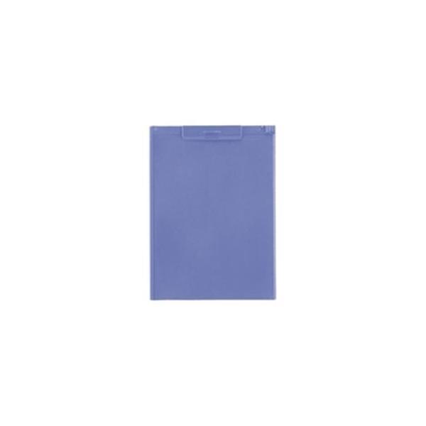(業務用30セット) LIHITLAB クリップボード/バインダー A-978U-23 A3E 青紫