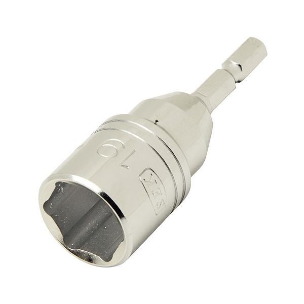 電動ドライバー ドリル用(SK11)電気ドリル用ショートソケットb 19mm