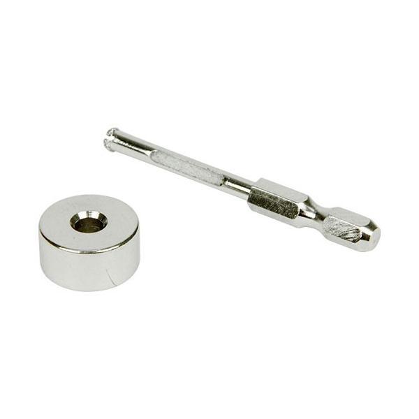 電動ドライバー インパクトドライバー用(SK11)六角軸ダイヤモンドコアドリル 5mm