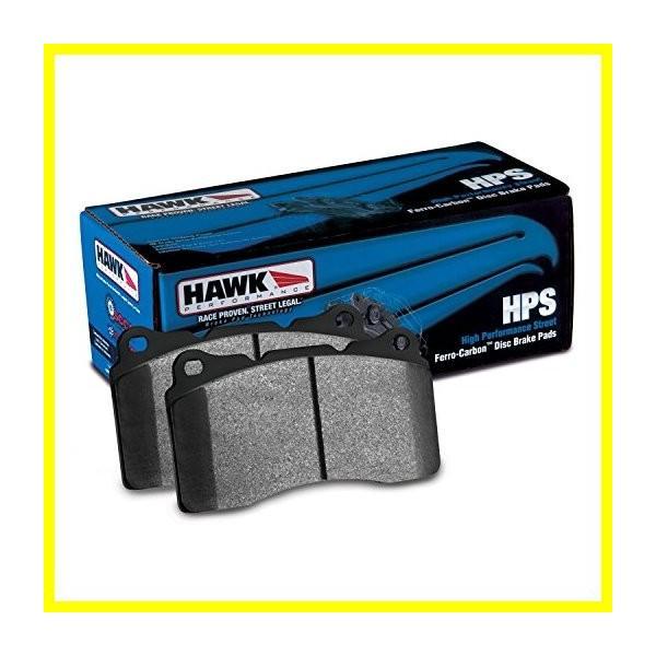 送料無料 Hawk Performance HB609F.572 HPS Performance Ceramic Brake Pad 並行輸入品
