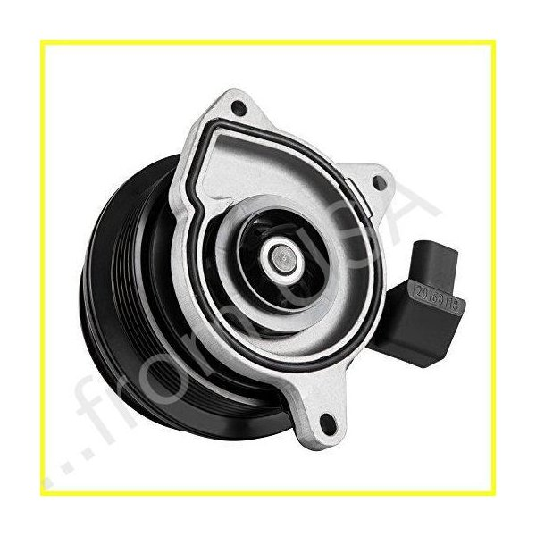 送料無料 Mophorn 03C121004D Professional Nylon Water Pump 1.4TSI Water Pump Replacement for 2006-2017 VW アウディ SEAT SKODA 並行輸入品|kurashi-net-com