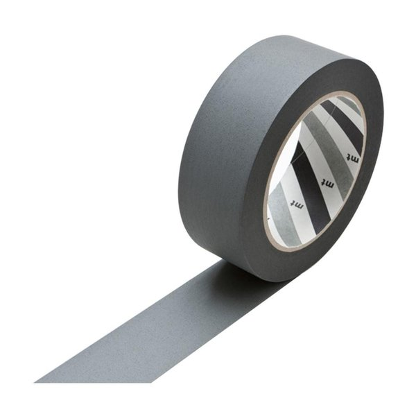 送料無料 mt foto マスキングテープ 38mm幅×50m巻 MTFOTO08 グレー