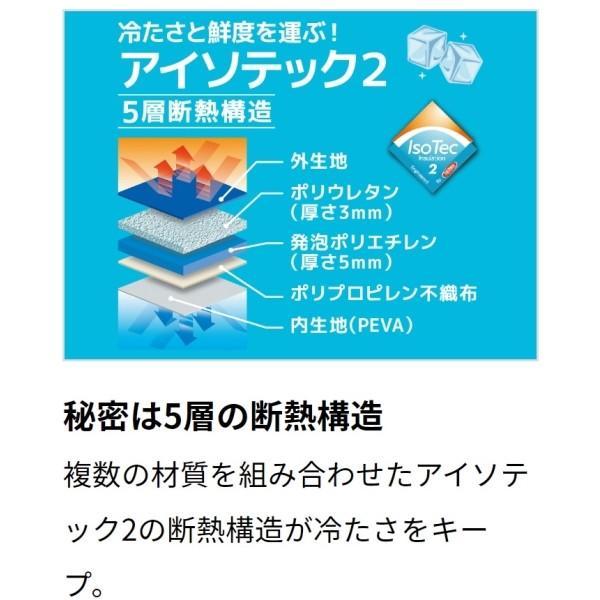サーモス ソフトクーラー REQ-005 BK ブラック 5L|kurashiichibankan|04