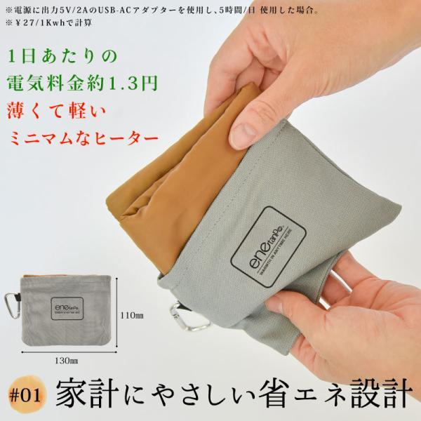 エネタンポ ホットマット ミニ 1人  電気マット UIBブランケット USBひざ掛け enetanpo