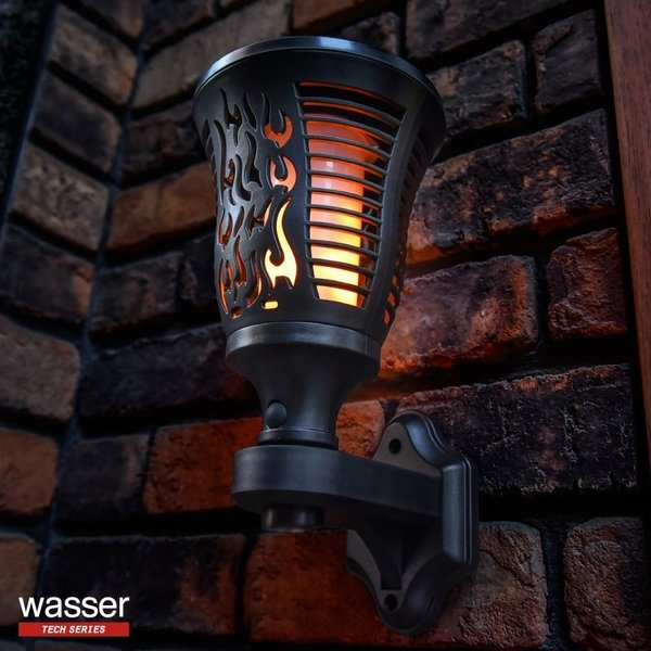 6個セット ガーデンライト ソーラーライト 埋め込み式とブラケット型兼用 led  屋外 おしゃれ 防水 kurashikan 15