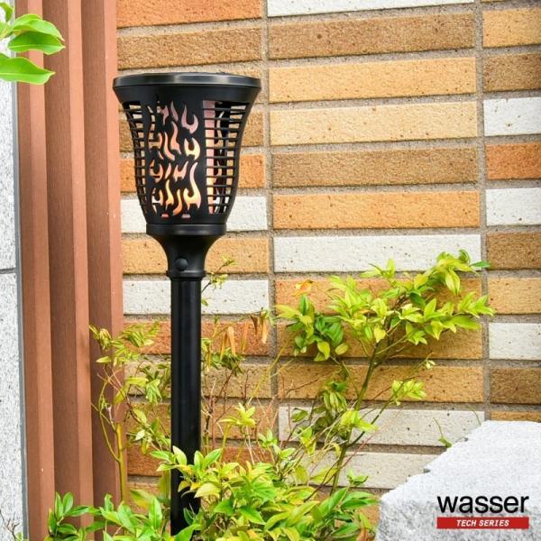 6個セット ガーデンライト ソーラーライト 埋め込み式とブラケット型兼用 led  屋外 おしゃれ 防水 kurashikan 16