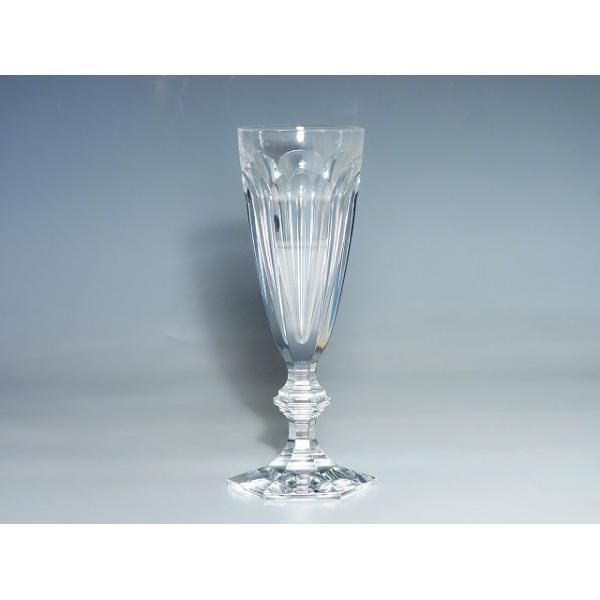 BACCARAT バカラ アルクール シャンパンフルート ワイングラス クリスタルガラス|kurashinokura