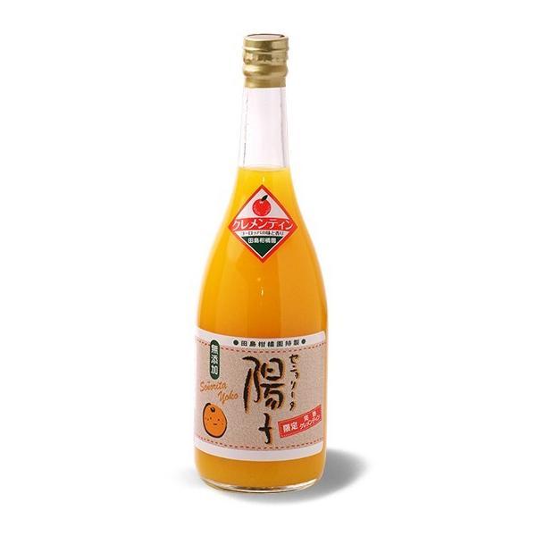 【日本一】セニョリータ陽子 二本セット  720ml【ミカンジュース】|kureme|02