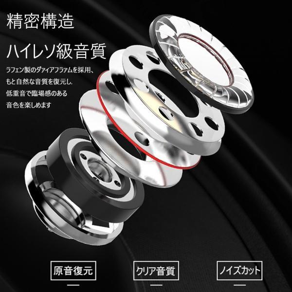 ワイヤレス イヤホン イヤホン5.0 左右耳通用 ワイヤレスイヤホン Bluetooth 5.0超長待機180日 高品質28時間連続 耳掛け型 180度回転   片耳|kuri-store|09
