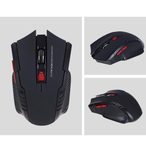 マウス ワイヤレス 2.4G マウス 無線 3段調整可能なDPI 省エネスリープモード搭載 高精度 小型 送料無料|kuri-store|06