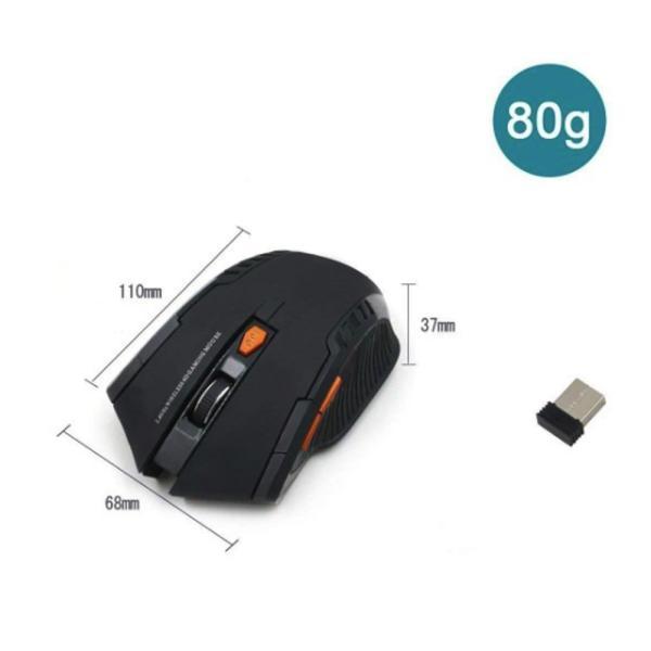 マウス ワイヤレス 2.4G マウス 無線 3段調整可能なDPI 省エネスリープモード搭載 高精度 小型 送料無料|kuri-store|09