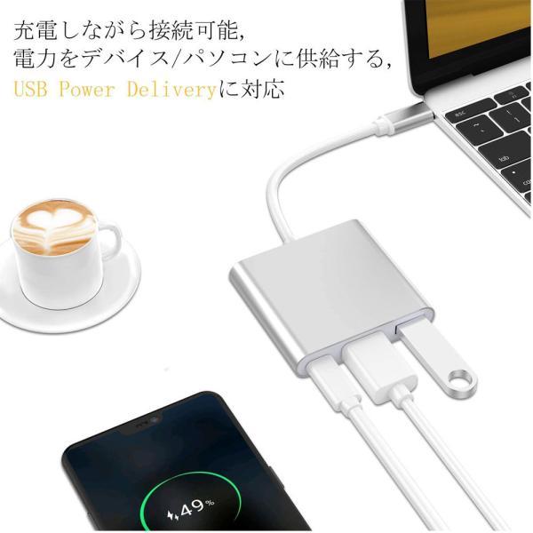 iPhone iPad アップル Lightning Digital AVアダプタ  ネコポス可 HDMI Lightning変換アダプタ|kuri-store|04