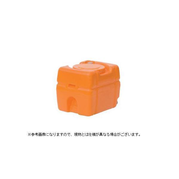 雨水タンク スイコー  スーパーローリータンク100L 【25A排水バルブ付き】