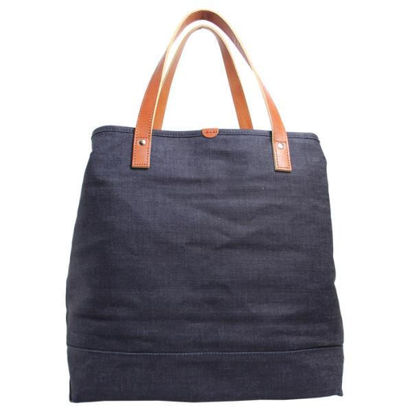 トートバッグ 帆布 キャンバス デニム 本革 マザーバッグ ビジネスバッグ 大きめ 無地 日本製 |kurodan-depot|04