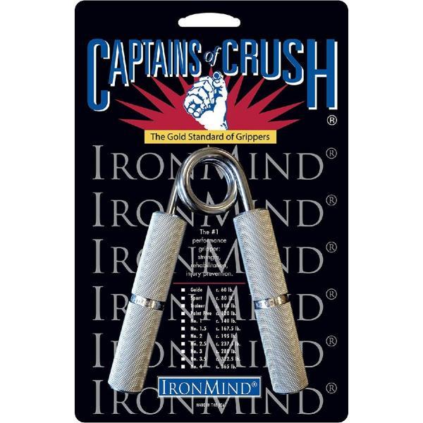 ハンドグリップ アイアンマインド 握力 トレーニング 器具 キャプテンズオブクラッシュ IronMind Captains of Crush ハンドグリッパー kurokicorp 02
