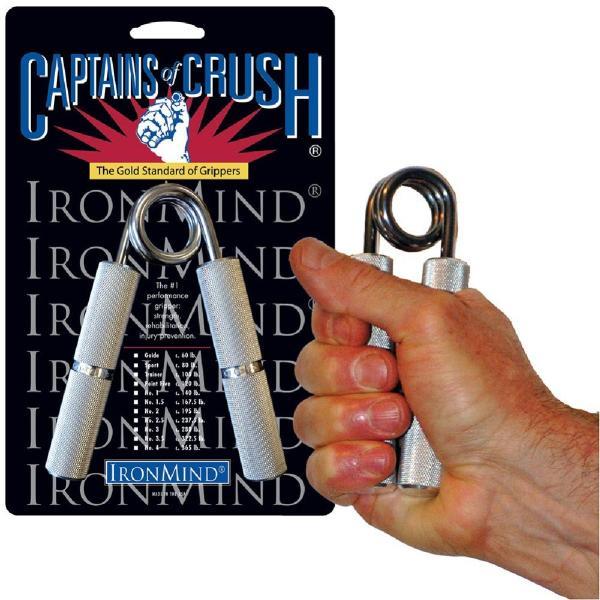 ハンドグリップ アイアンマインド 握力 トレーニング 器具 キャプテンズオブクラッシュ IronMind Captains of Crush ハンドグリッパー kurokicorp 03