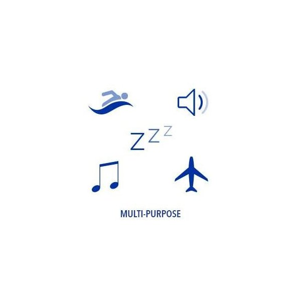 耳栓 マックスピロー シリコン ソフト 12ペア Macks Pillow 正規品 人気テレビで紹介|kurokicorp|16