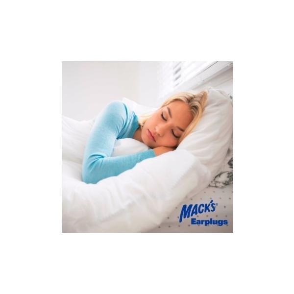 耳栓 マックスピロー シリコン ソフト 12ペア Macks Pillow 正規品 人気テレビで紹介|kurokicorp|03