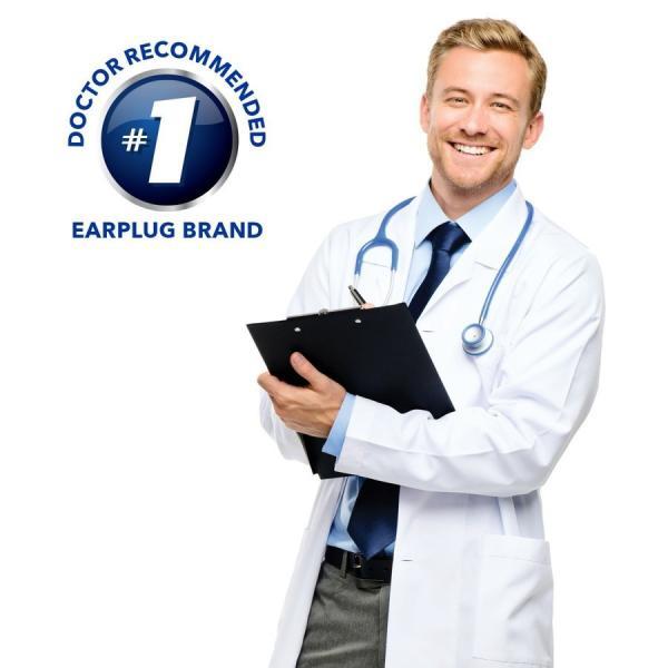 耳栓 マックスピロー シリコン ソフト 12ペア Macks Pillow 正規品 人気テレビで紹介|kurokicorp|09