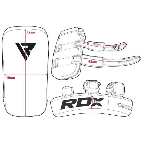 RDX キックミット キックボクシング ムエタイ 総合格闘技 MMA用 kurokicorp 03